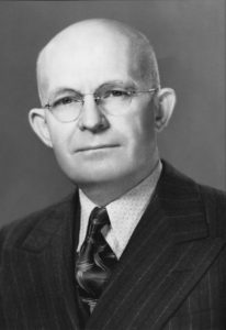 Clarence Roberts, father of Oklahoma Farm Bureau