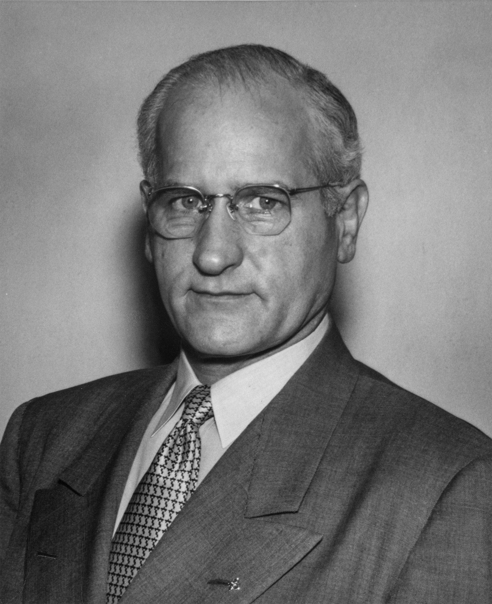 Oklahoma Farm Bureau president John I. Taylor