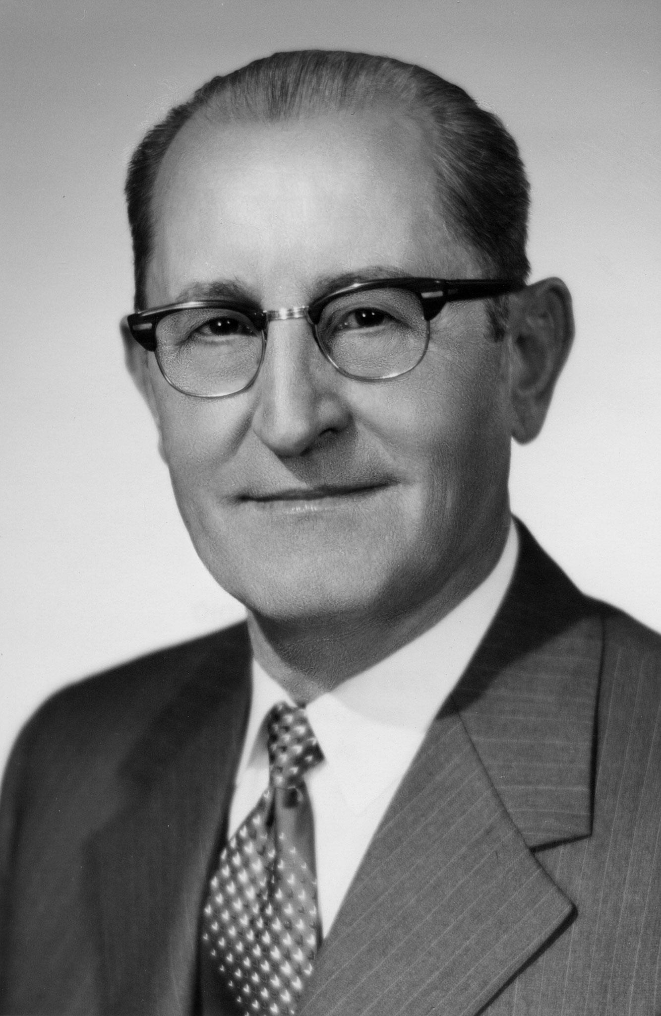 Lewis H. Munn, Oklahoma Farm Bureau president